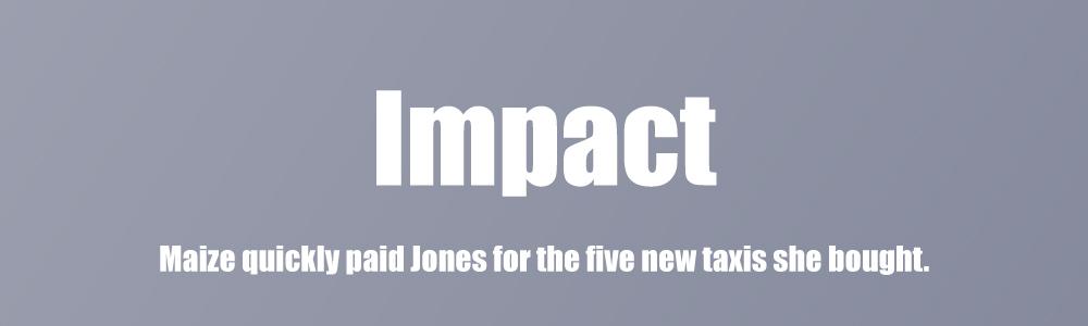 Fonts You Need to Stop Using - David Lange